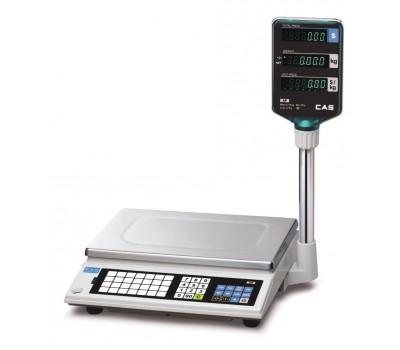 Весы торговые CAS AP