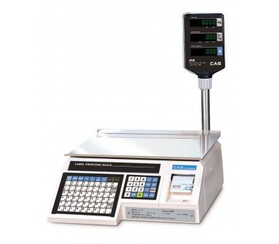 Торговые весы CAS LP (1.6) с печатью этикеток