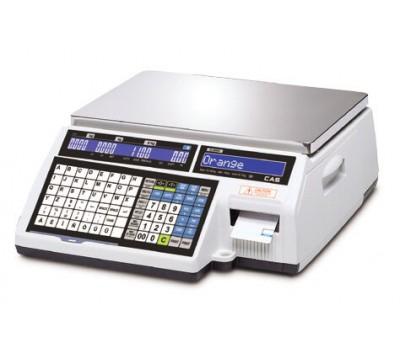 Торговые весы CAS CL5000 Junior с печатью этикеток