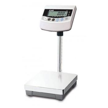 Напольные пыле и влагозащищенные весы CAS BW - RB