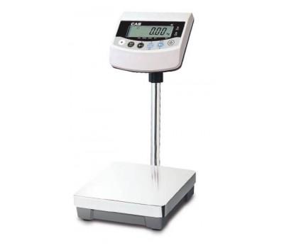 Напольные пыле и влагозащищенные весы CAS BW-RB