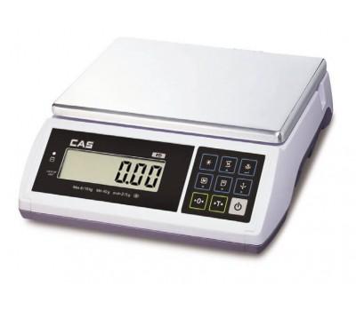 Настольные весы CAS ED