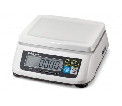 Настольные весы CAS SW
