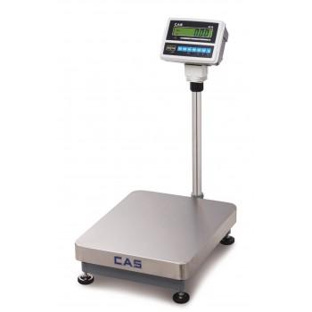 Высокоточные напольные весы CAS HB