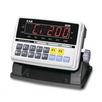 Весовой индикатор CAS CI - 200A
