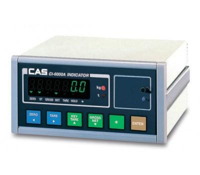 Весовой индикатор CAS CI - 6000A
