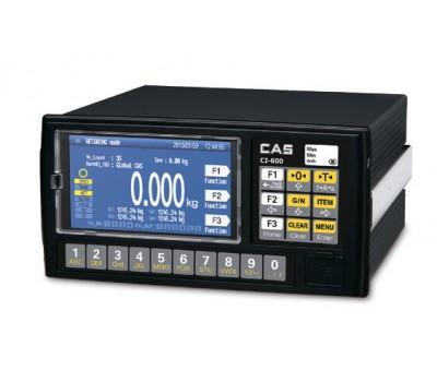 Весовой индикатор CAS CI - 600D