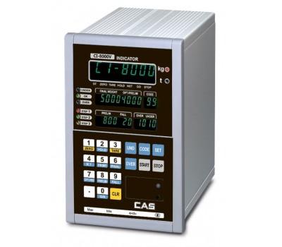 Весовой индикатор CAS CI - 8000V