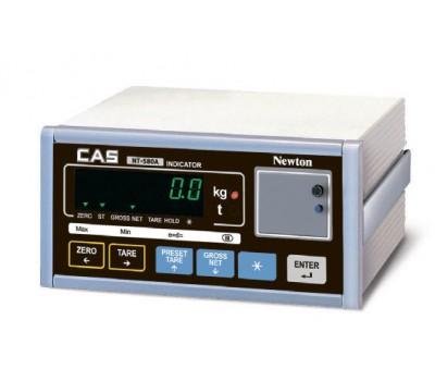 Весовой индикатор CAS NT - 580D